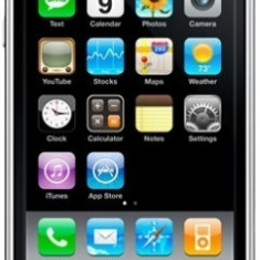 iPhone 3G Apple negru, 8GB, Neblocat