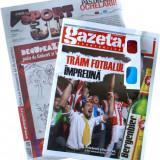 Lot 4 ziare 3D Romanesti / 2010 - ProSport & Gazeta Sporturilor