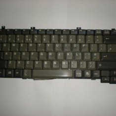 Tastatura laptop Msi MITAC 8575 K000918J1 UK, 531020237348 perfecta stare