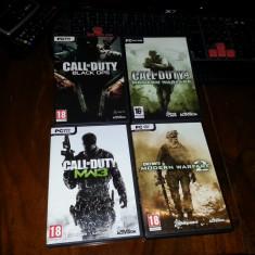 Vand Jocuri PC Activision originale: Call of Duty: Modern Warfare, Call of Duty: Modern Warfare 2, Call of Duty: Black Ops, Call of Duty: Modern Warfare 3 !, Multiplayer