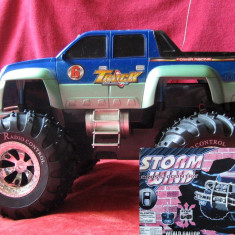 Okazie - Masinuta Altele cu telecomanda - Truck big wheels, 8-10 ani, Plastic, Baiat