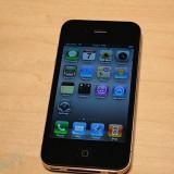 iPhone 4 Apple, 32GB, neverlocked, Negru, Neblocat