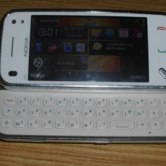 Nokia N97 16 GB - Telefon mobil Nokia N97, Alb, Neblocat