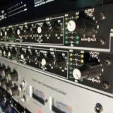 Rane VP 12 preamp compresor procesor voce
