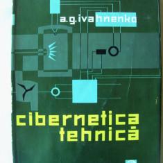 CIBERNETICA TEHNICA. Sisteme de reglare automata cibernetice - A Ivahnenko, 1964
