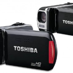 Toshiba Camileo SX900 - Camera Video Toshiba, Card Memorie