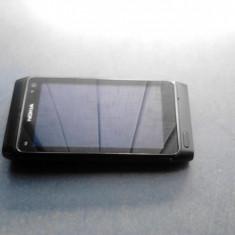 Vand Nokia N8-00 - Telefon mobil Nokia N8, Negru, Neblocat