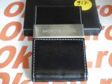 Cutie carduri de vizita Business Card Case MontBlanc cod 917, Din imagine, Port card