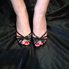 Pantofi ALDO 37 - Pantof dama Aldo, Culoare: Negru, Negru