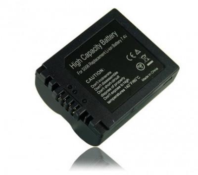 Acumulator compatibil Panasonic CGA-S006E CGR-S006 S006  710mAh foto