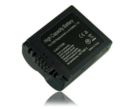 Acumulator compatibil Panasonic CGA-S006E CGR-S006 S006  710mAh