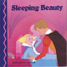 Carte copii: Sleeping Beauty si Cinderella (2 carti in limba engleza) - Carte educativa