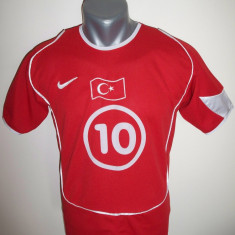 Tricou Nike, Tunkay 10, marime S: 48 cm bust, 55 cm lungime; stare excelenta - Tricou barbati Nike, Marime: S, Culoare: Din imagine, Maneca scurta