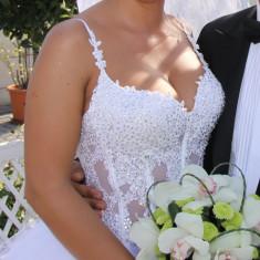 Rochie mireasa Fashion Princess - Rochie de mireasa printesa