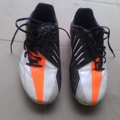 Nike T90 Strike IV AG - Ghete fotbal Nike, Marime: 44, Alb, Barbati
