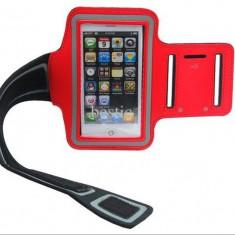 Husa telefon fixare brat pentru jogging, Universala, Neopren