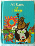 """""""ALL SORTS OF THINGS"""", Theodore Clymer / Gretchen Wulfing, 1969. Carte noua, Alta editura"""
