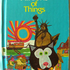 """ALL SORTS OF THINGS"", Theodore Clymer / Gretchen Wulfing, 1969. Carte noua, Alta editura"