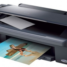 Vand imprimanta Epson DX7400 CIS - Multifunctionala Epson, USB