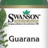 SWANSON GUARANA 500 MG 100 capsule INLOCUITOR DE CAFEA (CURA DE SLABIRE, energizant, memorie slaba) - TRATAMENT PENTRU 50 DE ZILE - Produs de Slabit