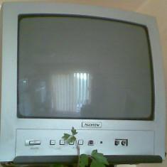 Vand televizor diagonala 36 cm, in stare foarte buna, marca ALLVIEW, Pret 180 RON - Televizor CRT