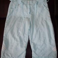 Pantaloni ¾ Adidas CLIMALITE; marime 42: 84 cm talie, 67 cm lungime; ca noi - Pantaloni dama Adidas, Culoare: Din imagine
