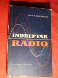 L.Macoveanu - Indreptar RADIO - Ed.Tehnica 1959