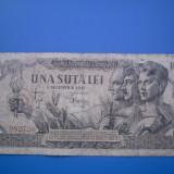 100 LEI 5 DECEMVRIE 1947