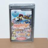 Joc UMD pt PSP - Modnation Racers Platinum , nou , sigilat