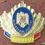 Emblema militara 2 (justitie, penitenciar)