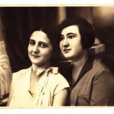 AA12 - FOTOGRAFIE VECHE - MODA - ANII 1920 - DOAMNE IN ROCHIE -