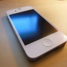 iPhone 4 Apple 32 GB neverlocked impecabil, Alb, Neblocat
