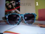Ochelari de soare model Wayferer. EN-GROSS. NU SE VAND LA BUCATA! 10 perechi !, Femei, Wayfarer, Protectie UV 100%