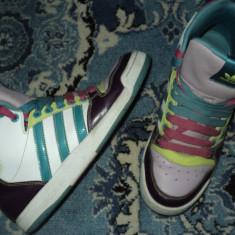 Shoes Adidas - Ghete dama Adidas, Culoare: Albastru, Marime: 39 1/3, Albastru, 39 1/3