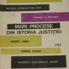 Yolanda Eminescu - Din Istoria Marilor Procese