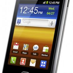 Vand galaxy y gt-s5360 la cutie nou + garantie - Telefon mobil Samsung Galaxy Y, Negru, Neblocat