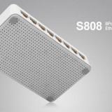 Switch Totolink 8 porturi Fast Ethernet S808 ttl-fs-s808 - SWITCH 10/100 8 PORT CARCASA PLASTIC
