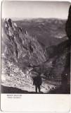 RPR,CP scrisa si necirculata ,Muntii Bucegi,Valea Cerbului