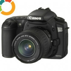 Canon EOS 20D vand/schimb - Aparat foto DSLR