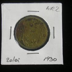CMR1 - 20 LEI 1930 - Moneda Romania