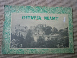 Cetatea neamt carte brosura ilustrata foto istorie stiinta, Alta editura