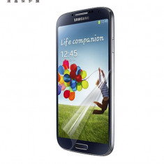 Folie Samsung Galaxy S4 i9500 Transparenta by Yoobao Made in Japan Originala - Folie de protectie Samsung, Lucioasa