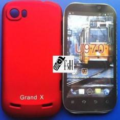 Husa ROSU Hybrid, FOLIE - ZTE GRAND X IN - Husa Telefon ZTE, Universala