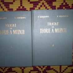 Tratat de teorie a muzicii(2vol)-V.Giuleanu/V.Iusceanu - Carte Arta muzicala