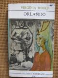 Virginia Woolf - Orlando, Univers