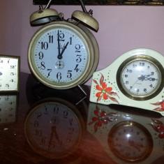 OKAZIE! 3 ceasuri desteptatoare de masa - Ceas desteptator