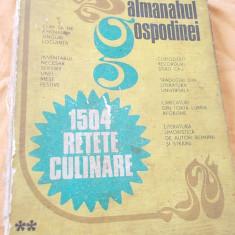 RETETE CULINARE - ALMANAHUL GOSPODINEI