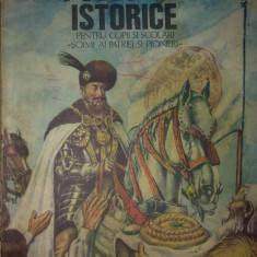 POVESTIRI ISTORICE PENTRU SOIMI AI PATRIEI SI PIONIERI partea II - DUMITRU ALMAS - Carte de povesti