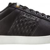 43 1/3_Adidasi Kappa_piele_adidasi barbati_maro_in cutie