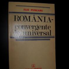 Romania- convergente la universal, Ilie Purcaru